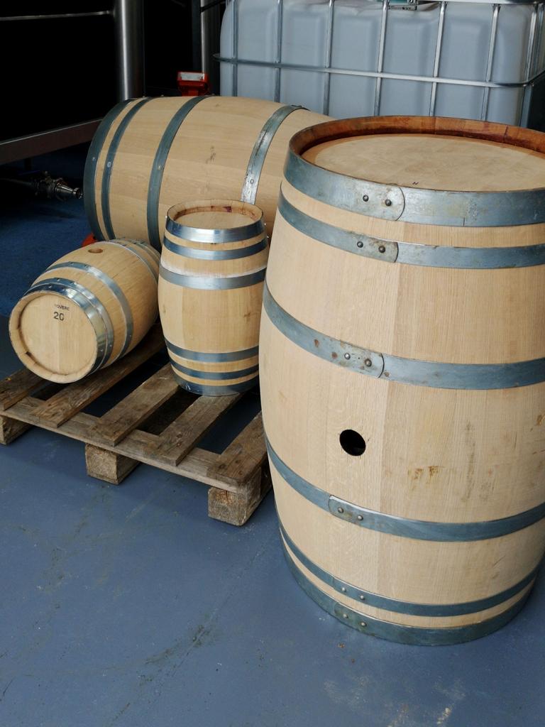 J Gow scottish rum distillery new oak cask delivery