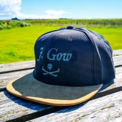 J Gow Rum Snapback