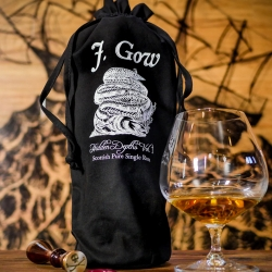 J Gow Hidden Depths UK's first 3 year old rum