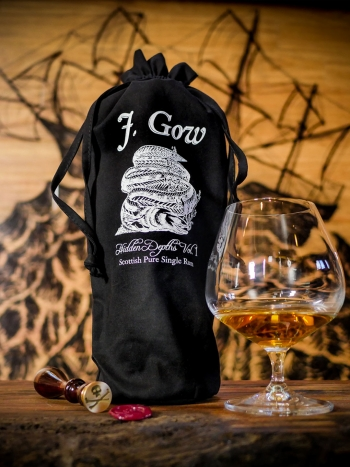 J Gow Hidden Depths UK's first 3 year old rum