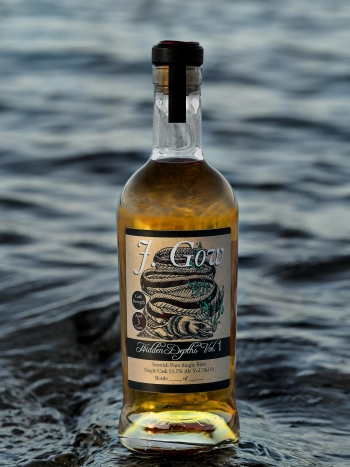 UK's first 3 year old rum J. Gow Hidden Depths Vol. 1
